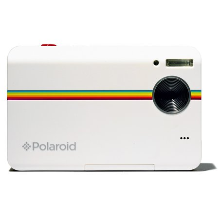 Polaroid Z2300 Instant Print Digital Camera with Zink Zero Ink Printing Tech