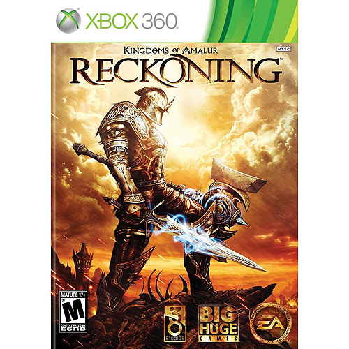 Reckoning: Kingdoms of Amalur (Xbox 360)