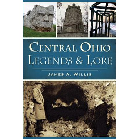 Halloween Central Ohio (Central Ohio Legends & Lore)
