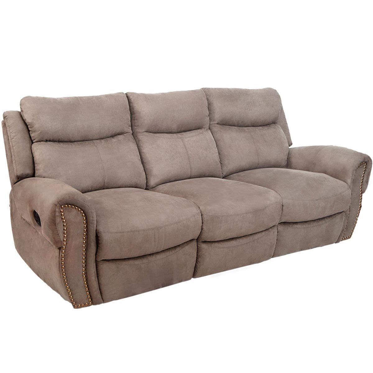 harper bright designs sectional sofa 3 seat sofa recliner