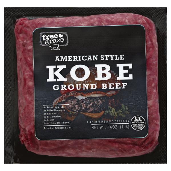 Freegraze Kobe Ground Beef