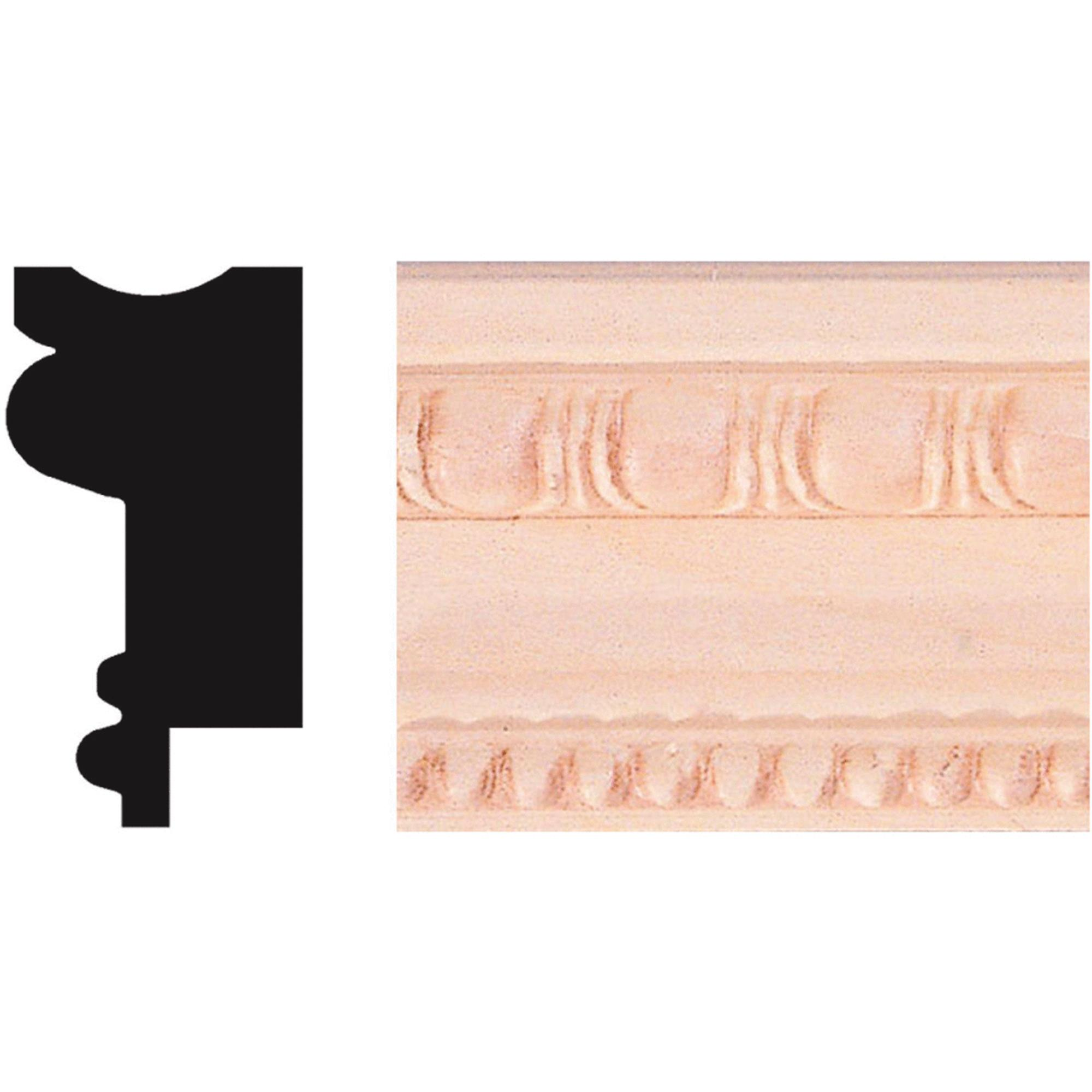 """House of Fara 13/16"""" Picture Frame Molding"""