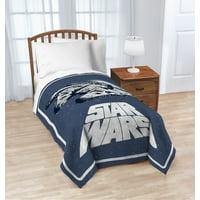 Star Wars 46-inch x 60-inch Plush Throw Deals