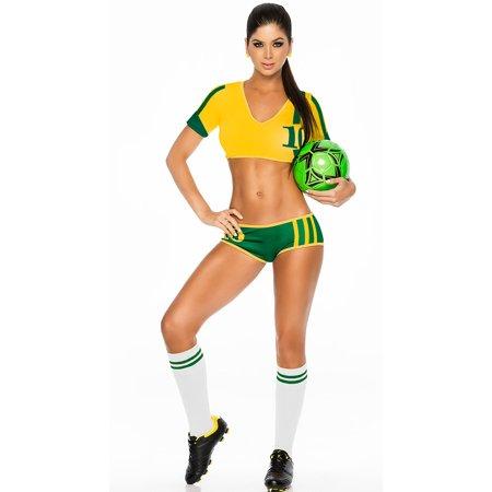 Australian Costume Store (Australia Soccer Player Costume, Australian Futbol)