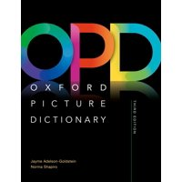 Oxford Picture Dictionary Third Edition: Monolingual Dictionary (Paperback)