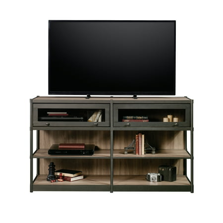Metal Metallic Credenza (Better Homes & Gardens Bailey Inn Credenza TV Stand for TVs up to 60