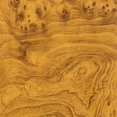 """VViViD XPO Wood Grain Matte Knotty Maple Premium Film Vinyl Wrap 49"""" x 3 ft."""