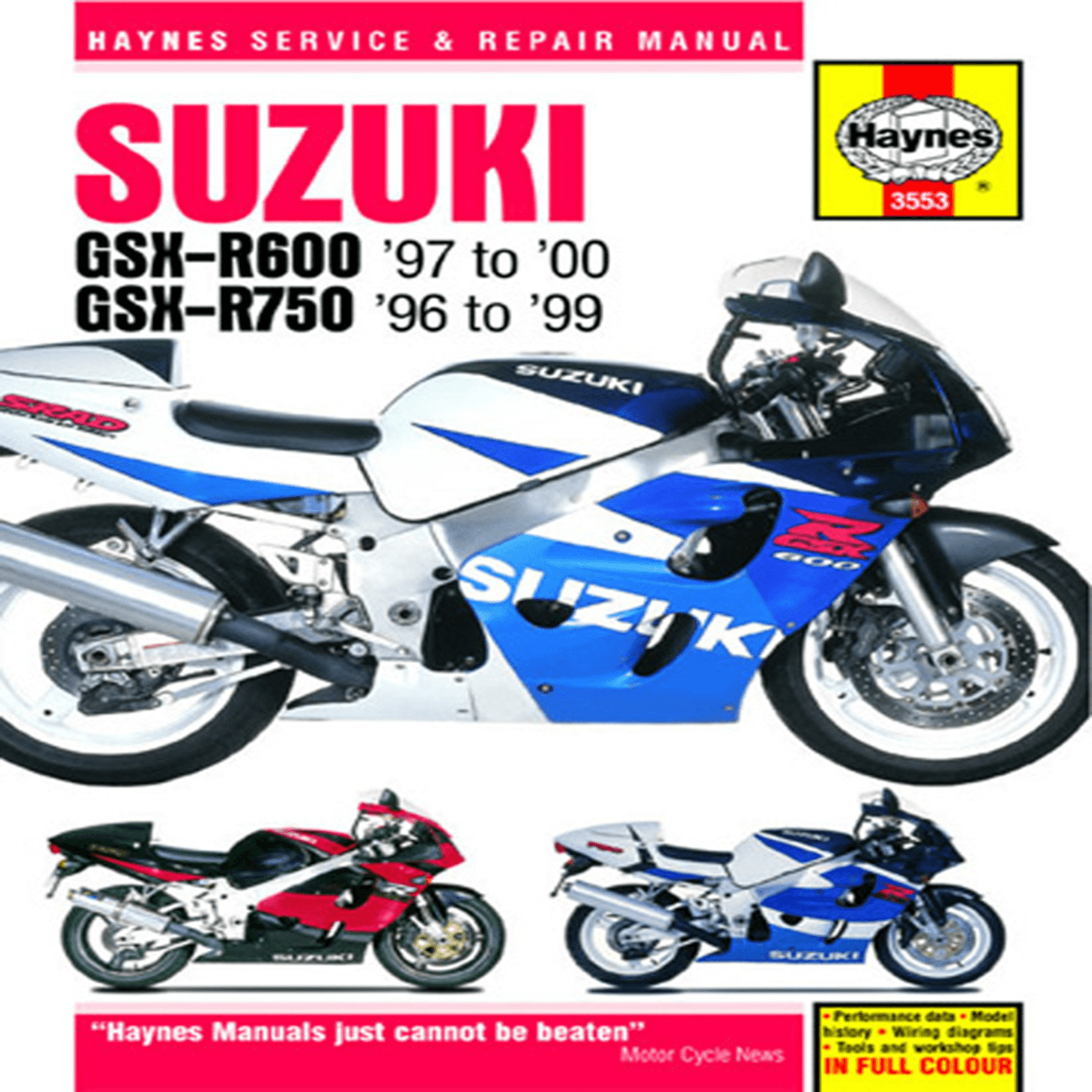 SUZUKI , HAYNES MANUAL