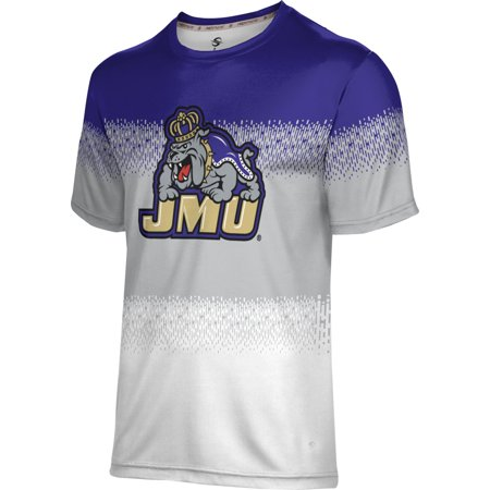 James Madison University Lithograph (ProSphere Men's James Madison University Foundation Drip Tech Tee)