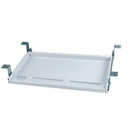 Under Desk Keyboard Tray Walmart USA KB003 Standard Under Desk Keyboard Tray Platinum