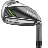 Taylormade Rocketbladez 2.0 Golf Iron Set (4-PW, Green, Steel Shaft, Regular Flex, Left Handed)
