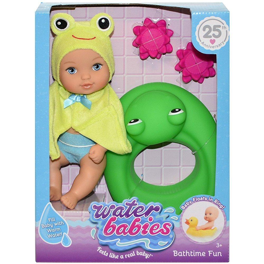 Waterbabies Bath Time Fun, Froggie