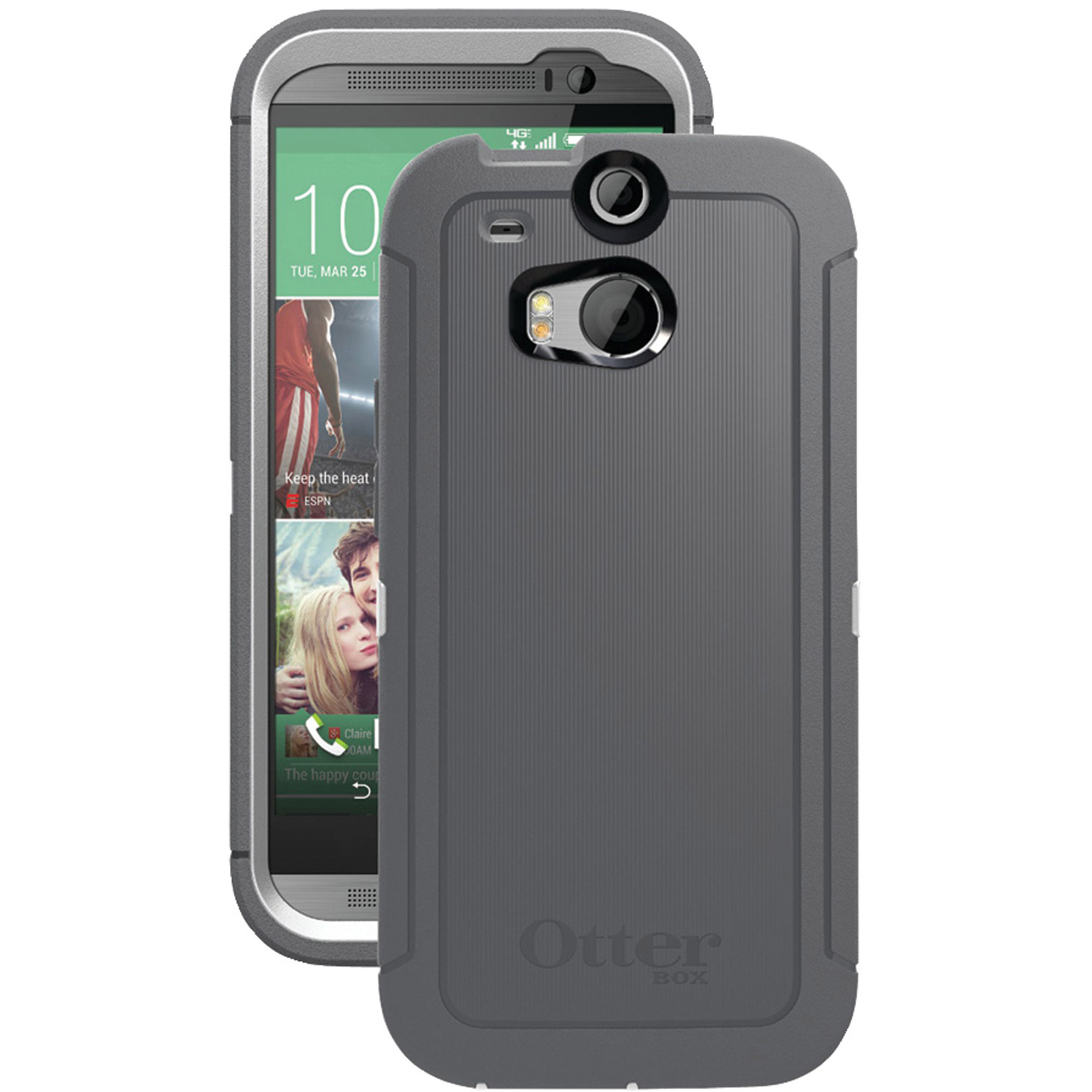 newest collection 144d2 fae46 Otterbox HTC One Case Defender Series