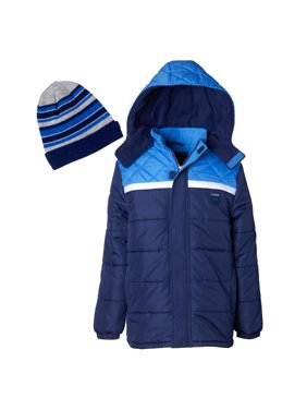 896cac9ce Black Little Boys Coats   Jackets - Walmart.com