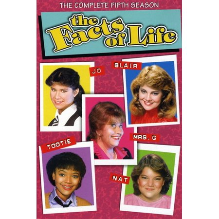 The Facts Of Life  The Complete Fifth Season