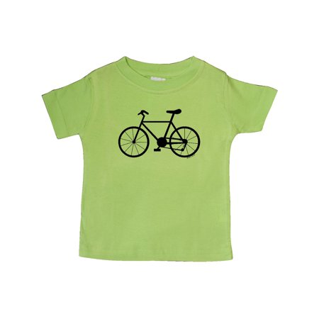 Bicycle silhouette Baby T-Shirt