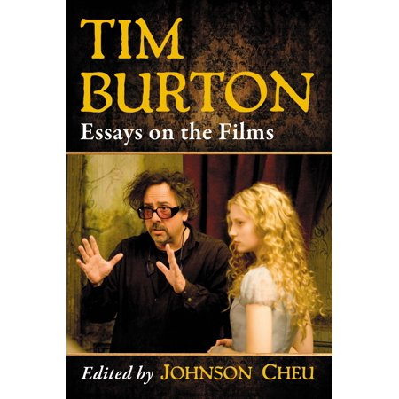 Tim Burton - eBook - Tim Burton Halloween Party