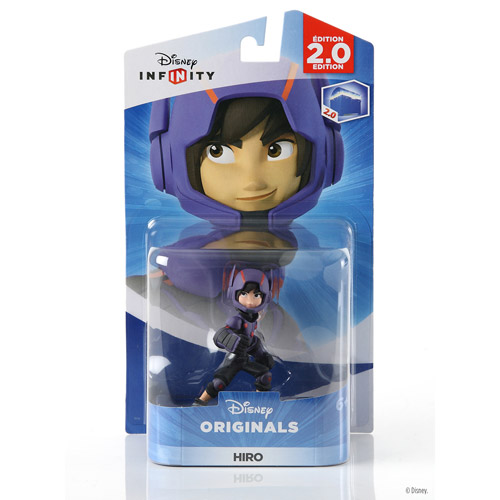Disney Infinity: Disney Originals (2.0 Edition) Hiro Figure (Universal) by Disney
