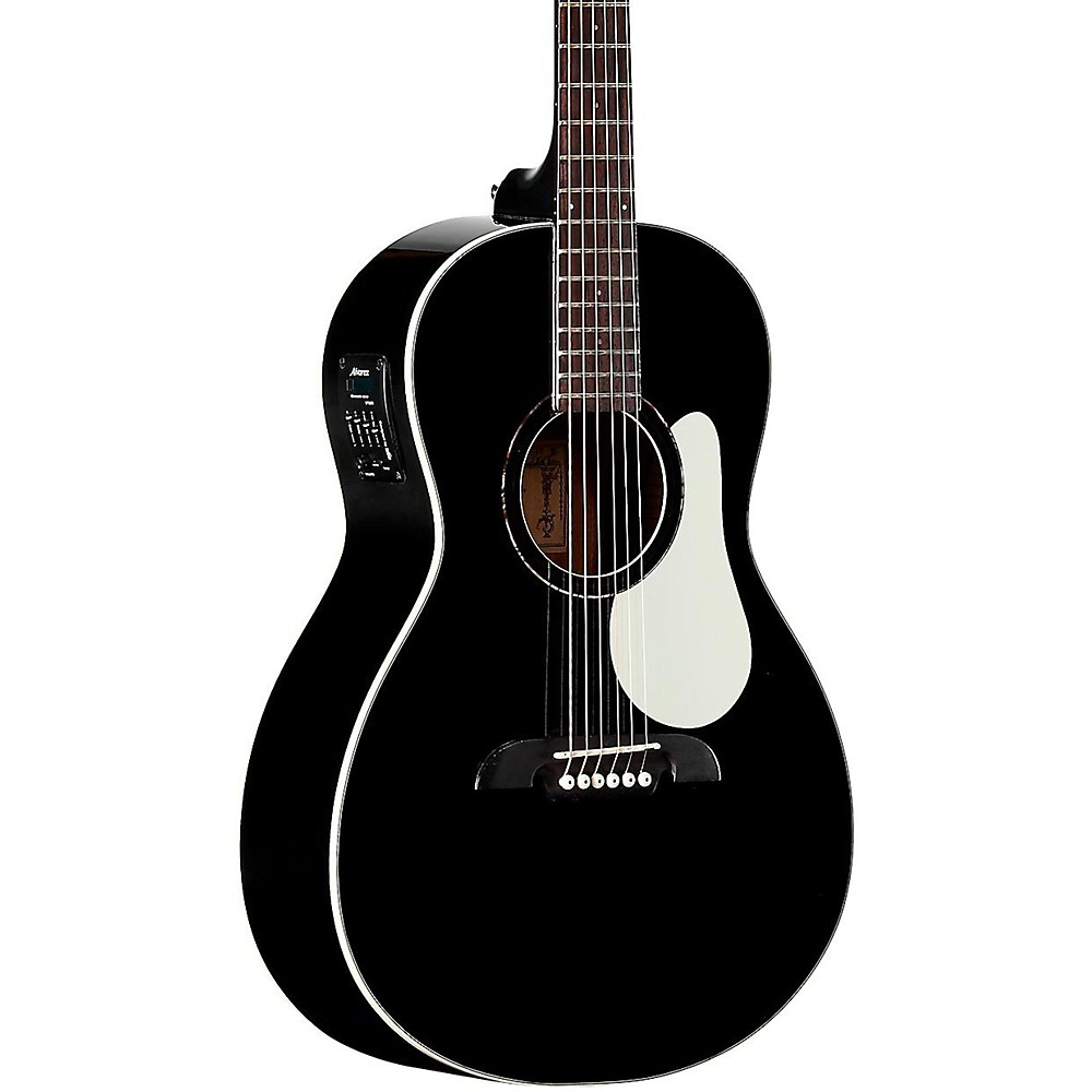 Alvarez RP266EBK Parlor Acoustic-Electric Guitar Black