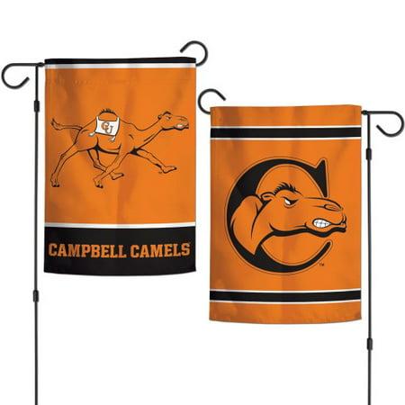 Campbell Camels Garden Flag 2 Sided University