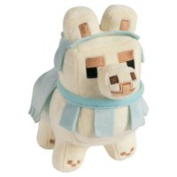 "Minecraft 6.5"" Happy Explorer Baby Llama Plush Toy"
