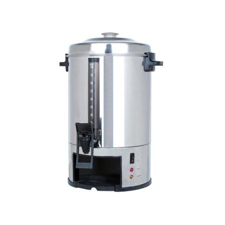 Stainless Steel Commercial Brewer Urn (Better Chef 100 Cup Stainless Steel Coffee Urn)