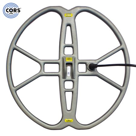 CORS Fire 15 inch DD Search Coil for Teknetics T2 Metal Detector with