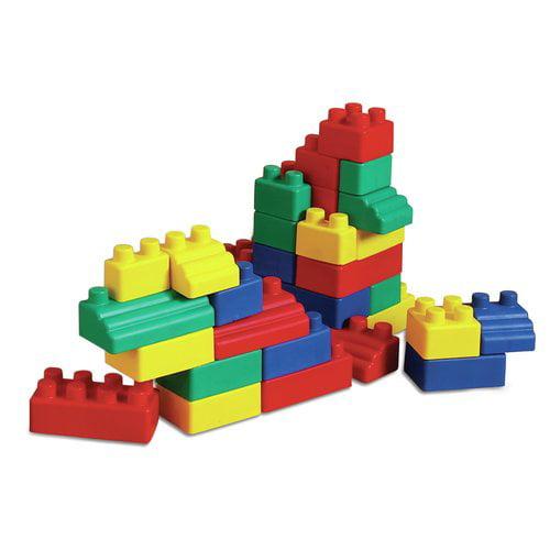 Edushape 50 Piece Block Set by