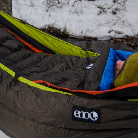 Eagles Nest Outers Eno Ignitor Top Quilt Outdoor All Weather Camping Hammock Insulation Nylon