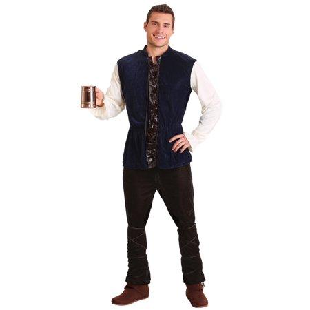 Plus Size Renaissance Tavern Man Costume - Plus Size Renaissance Costumes 4x