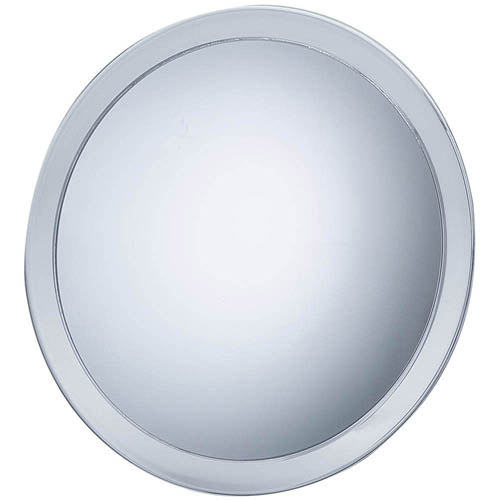 9 in. x 2 in. Fogless Suction Cup Shower Mirror