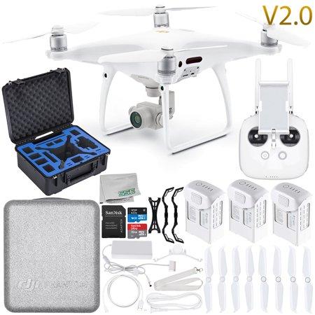 DJI Phantom 4 Pro V2 0/Version 2 0 Quadcopter Rugged Ultimate Bundle