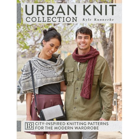 Urban Knit Collection : 18 City-Inspired Knitting Patterns for the Modern Wardrobe
