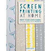 David And Charles Books Screen Printing