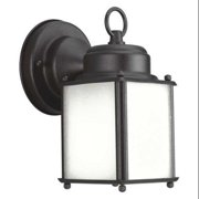 PROGRESS P5986-31 Wall Lantern,Outdoor,120V,Black G8179123