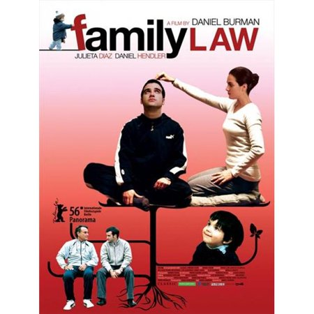 Posterazzi MOVGI6871 Family Law Movie Poster - 27 x 40 in. - image 1 of 1