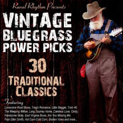 Vintage Bluegrass - Power Picks: 30 / Various