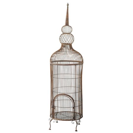 a b home decorative bird cage with stand. Black Bedroom Furniture Sets. Home Design Ideas
