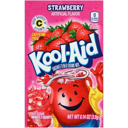 Kool aid drink mix strawberry 14 oz 1 count walmart kool aid drink mix strawberry 14 oz 1 count sciox Choice Image