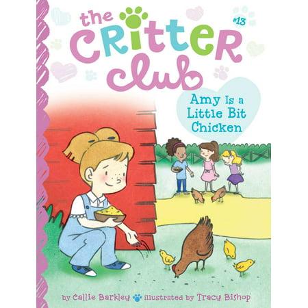 Amy Is a Little Bit Chicken