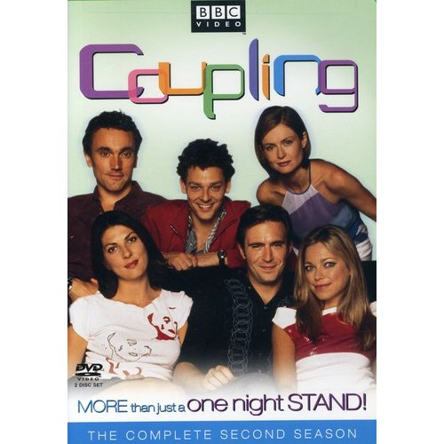 Coupling: The Complete Second Season (Widescreen)