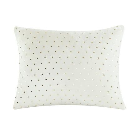 Heritage Club Kids Foil Dot Jumbo Pillow](Kid Pillows)