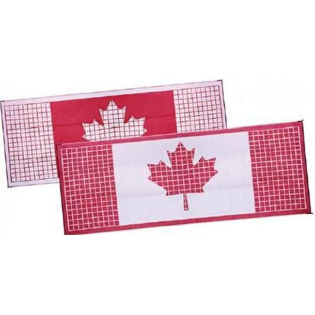 8 x 20 ft. Canadian Flag Camping Mat - image 1 de 1