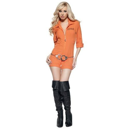 Womens Prison Jumpsuit for $<!---->