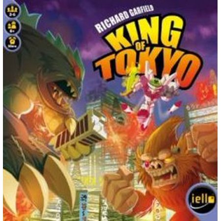 King Of Tokyo Card Game By Richard - King Of Tokyo Halloween Card Size