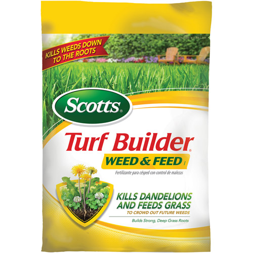 Scotts Turf Builder Weed and Feed, 15,000 sq ft