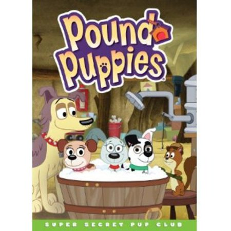 Pound Puppies: Super Secret Pup Club (Widescreen)
