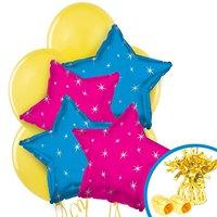 Superhero Girl Balloon Bouquet