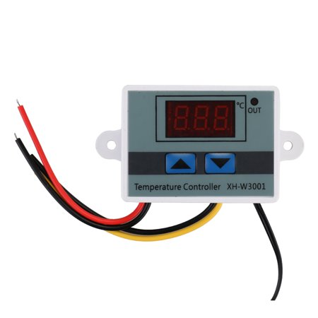XH-W3001 Digital LCD Display Temperature Controller Microcomputer Thermal Regulator Thermocouple