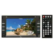 """Tview D63TS 6.2"""" Ddin Touchscreen Receiver Dvd/am/fm"""